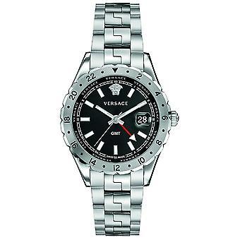 Versace Hellenyium Gmt Mens Watch V11020015