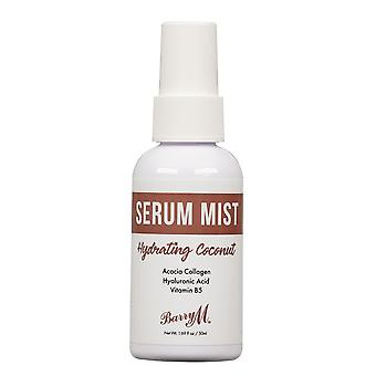 Barry M Serum Mist - Hydrating Coconut