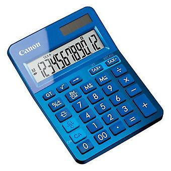 Canon Ls-123k desktop calculator blue (Babies and Children , Toys , School Zone)