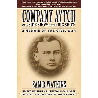 Company Aytch or a Side Show of the Big Show - A Memoir of the Civil W