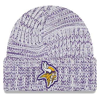 New Era Sideline Women's Knit Hat - Minnesota Vikings