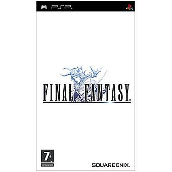 Final Fantasy I (PSP) - New