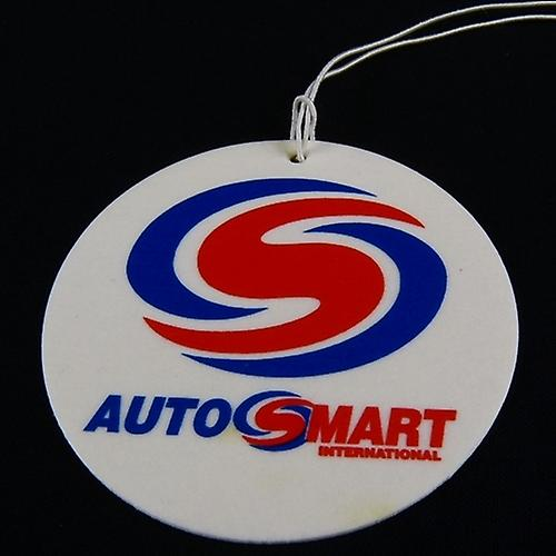 Autosmart Air Freshener for Car and House Mixed Fragrance Scent as Car Rear Vision Mirror Dangler Pack of 6