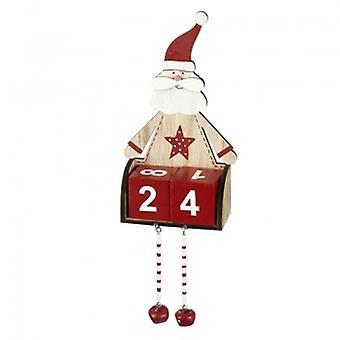Himmelen sender Santa Countdown kalender | Gaver fra håndplukkede