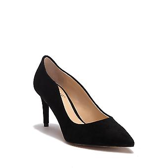 Vince Camuto Womens Jaynita Suede Pointed Toe Classic Pumps