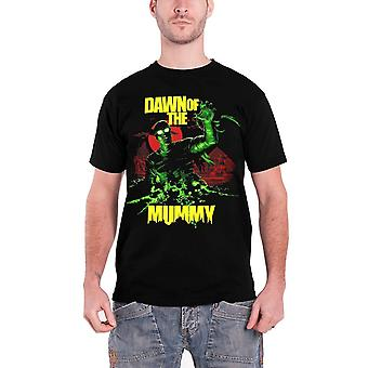 Plan 9 Dawn Of The Mummys Official Mens New Black T Shirt