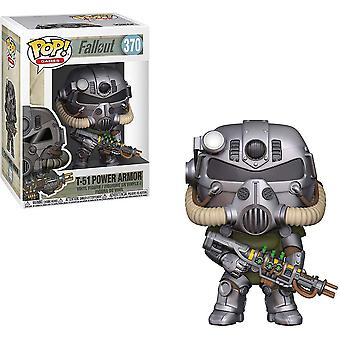 Fallout T-51 Power Armor Pop! Vinyl