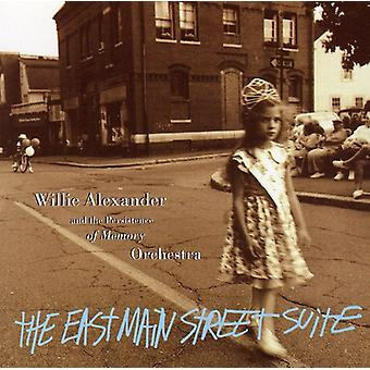 Willie Alexander - East Main Street Suite [CD] USA import