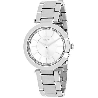 DKNY Women's Stanhope Silver Dial Watch - NY2285