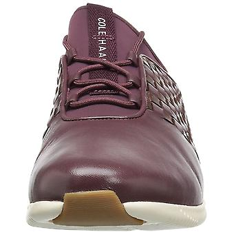 Cole Haan Womens 2.0 Studiogrand Weave Trainer Low Top Lace Up Fashion Sneakers