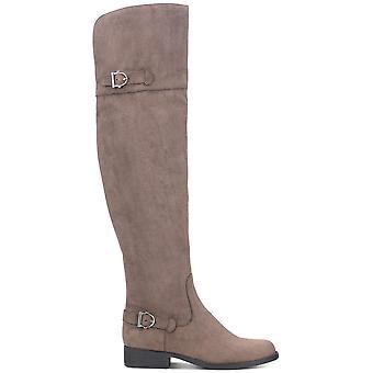 American Rag Womens Adarra Almond Toe Over Knee Fashion Boots
