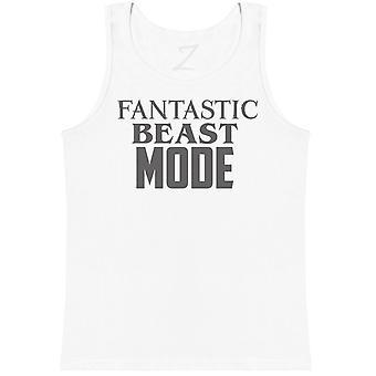 Fantastic Beast Mode - Dads Vest