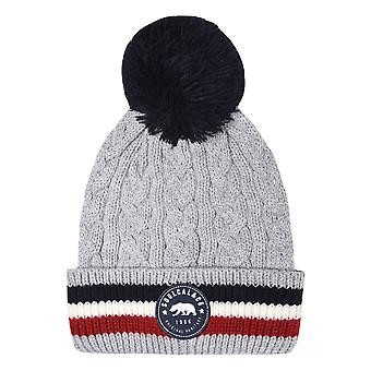 SoulCal Unisex Cable Stripe Winter Hat