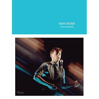 New Order by Kevin Cummins