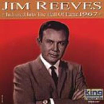Jim Reeves - Country Music Hall of Fame 1967 [CD] USA import