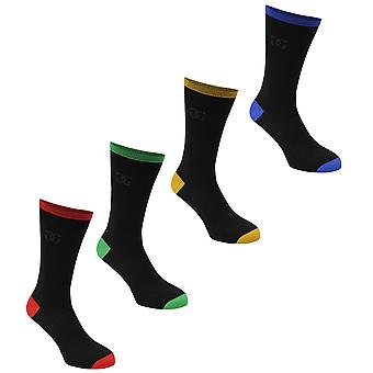Giorgio Kids 4 Pack High SOCKS Junior