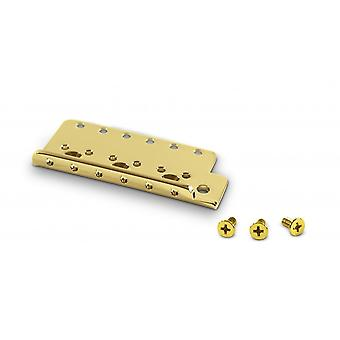 Kluson Vintage Tremolo Baseplate With 3 Sustain Block Mounting Screws
