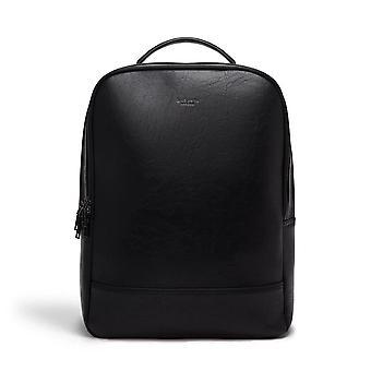 Acacia Black Unisex Laptop Backpack