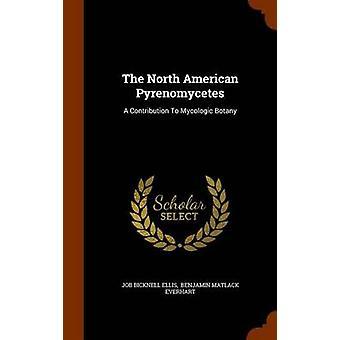 Job Bicknell Ellis tarafından kuzey Amerika Pyrenomycetes