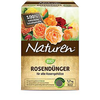 SUBSTRAL® Natural® organic rose fertilizer, 1.7 kg