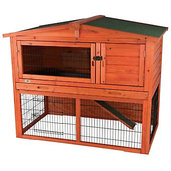 Trixie Double Shed natura, Ramp and Shed (Small pets , Cages and Parks)