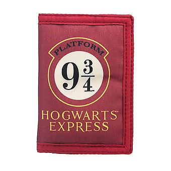 Harry Potter Hogwarts Express Tri-Fold Brieftasche