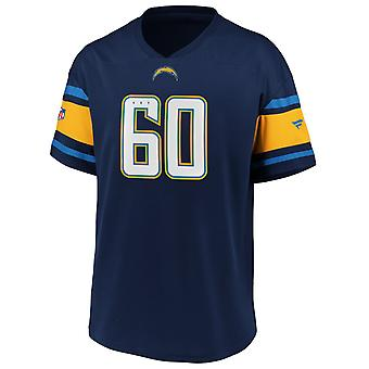 Iconic Poly Mesh Supporters Jersey - Los Angeles Chargers