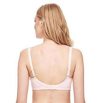 Susa 7870-344 Women's Catania Soft Peach Pink Non-Wired Spacer Bra