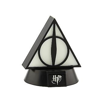 Deathly Hallows LED Light Mini Night Lamp Super Bright Harry Potter Memorabilia