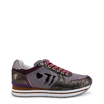 Trussardi Original Women Spring/Summer Sneakers - Violet Color 33194