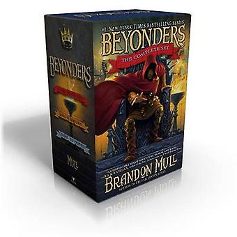 Beyonders - The Complete Set - A World Without Heroes; Seeds of Rebelli