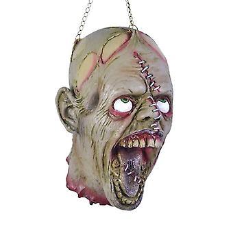 Wiszące martwe głowy + twarz ściegu