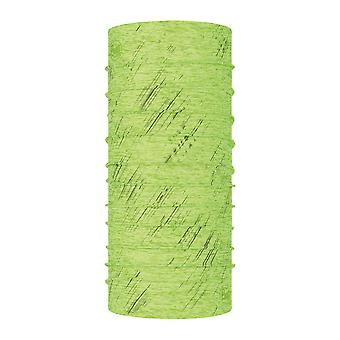 Buff Coolnet UV + reflectorizante Neckwear ~ R-Lime heather