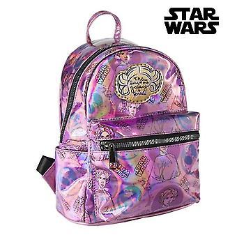 Casual Backpack Star Wars 72826 Lilac Metallic