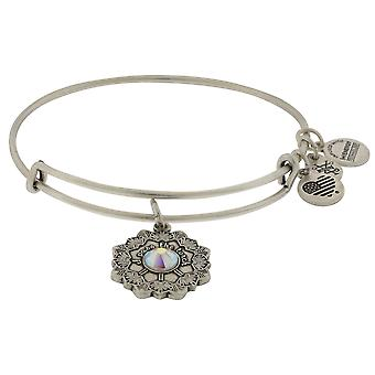 Alex and Ani Mothers Day 2016 Mother of The Bride Bangle Bracelet - A17EBMOBRS