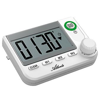 Atlanta 237 Short TimePiece Digital com Magnet Kitchen Timer