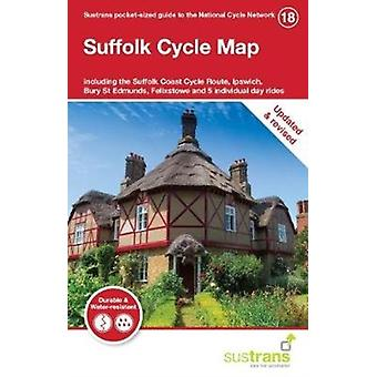 Suffolk Cycle Map