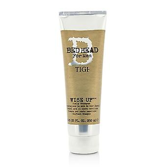 TIGI Bed Head B pour hommes Wise Up Scalp Shampoo 250ml/8,45 oz