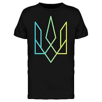 Símbolo Nacional de Ucrania Camiseta Men's -Imagen por Shutterstock