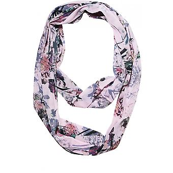 A Postcard from Brighton Sheer Floral Snood