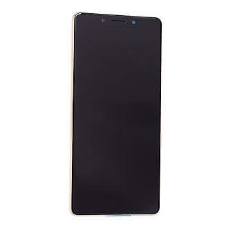 Véritable Sony L3 LCD Screen Assembly Gold (fr) iParts4U