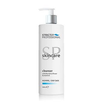 Strikt professionele Cleanser normale/droge huid 500ml