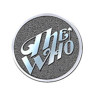 The Who Badge Arrow Band Logo new Official Metal lapel Pin