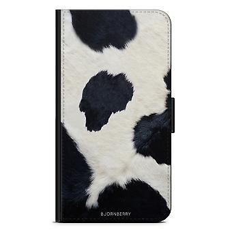 Bjornberry Case Samsung Galaxy S6 Edge - Modèle de vache