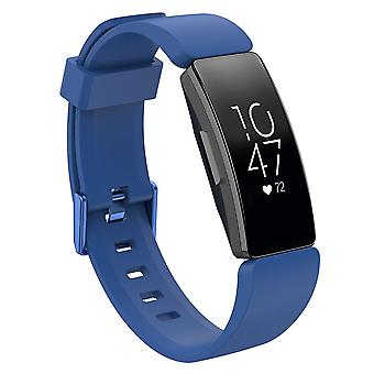 Replacement Wristband Strap Bracelet Band for Fitbit Inspire/Inspire HR/ACE 2[Blue,Large]