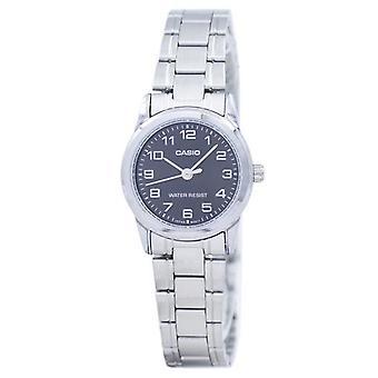 Casio Quartz ltp-v001d-1B Ltpv001d-1B vrouwen ' s horloge