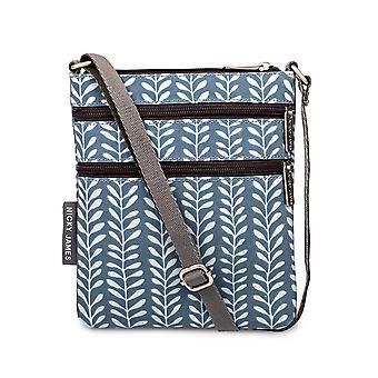 Nicky James Vine Blue Mini Crossbody Bag