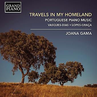 Travels In My Homeland [CD] USA import