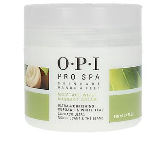 Opi Prospa Moisture Whip Massage Cream 118 Ml Unisex