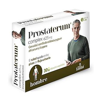 Prostaterum Complex 625 mg 30 vegetable capsules